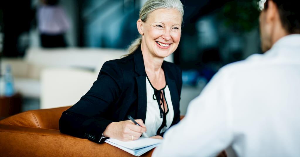 Employer Hiring Diverse Staff