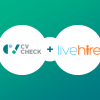 CVCheck + LiveHire