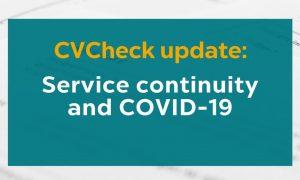 Covid19 And Service Continuity