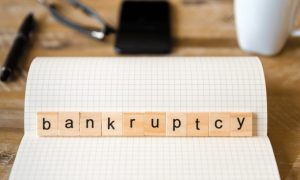 Disclosing bankruptcy records