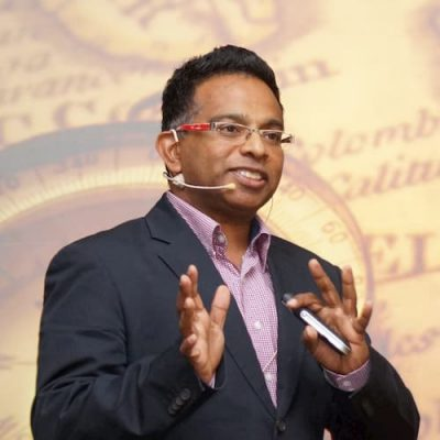 Gihan Perera Thought Leader And Futurist