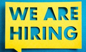 Hiring Recommences Application Shortlisting Required