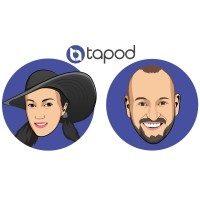 Tapod Logo
