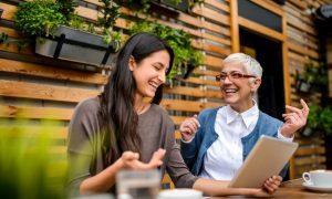 Women Mentoring Women In Workplace